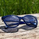 MGAM Sunglasses - Experimenter Collection - Paris - Bleu - Flat