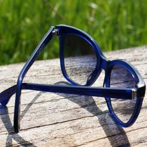 MGAM Sunglasses - Experimenter Collection - Paris - Bleu - BackMGAM Sunglasses - Experimenter Collection - Paris - Bleu - Back