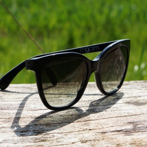 MGAM Sunglasses - Experimenter Collection - Paris - Noir - Main