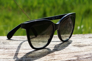 MGAM Sunglasses - Experimenter Collection - Paris - Noir - Main