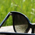 MGAM Sunglasses - Experimenter Collection - Paris - Noir - Detail