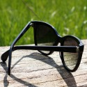 MGAM Sunglasses - Experimenter Collection - Paris - Noir - Back