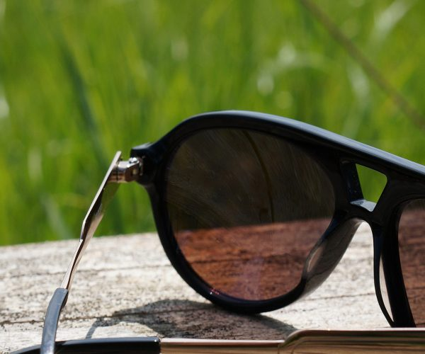 MGAM Sunglasses - Experimenter Collection - Vegas - Downtown - Detail