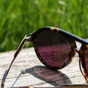MGAM Sunglasses - Experimenter Collection - Vegas - The Strip - Detail