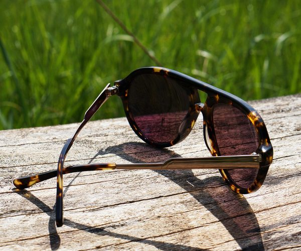 MGAM Sunglasses - Experimenter Collection - Vegas - The Strip - Back