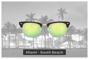 MGAM Sunglasses - Miami - South Beach