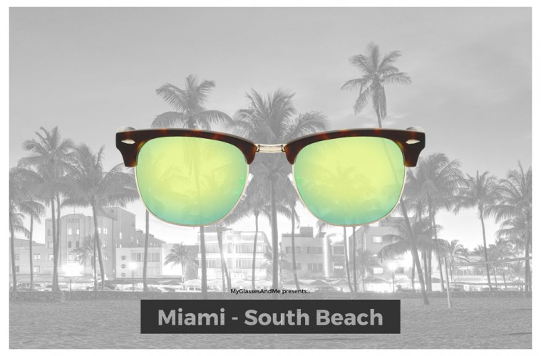 MGAM Sunglasses - Miami - South Beach