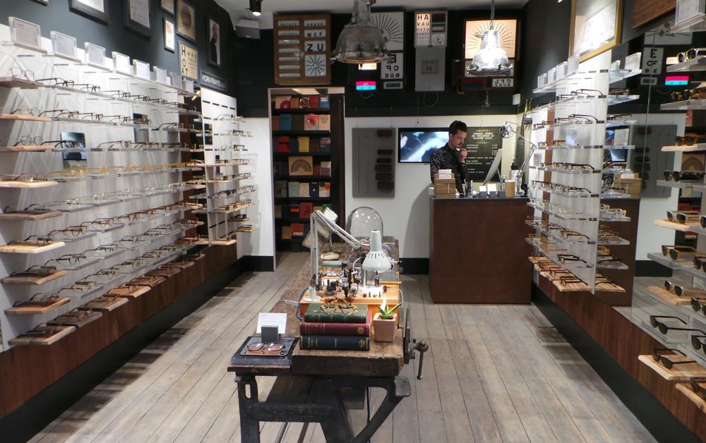 Cubitts Eyewear Store