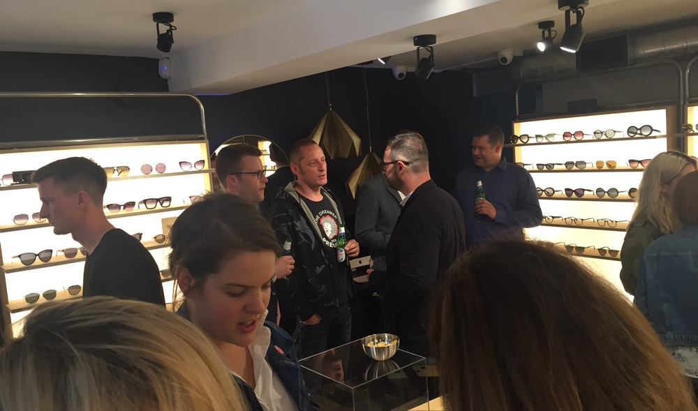 OCO Glasses Boutique Launch