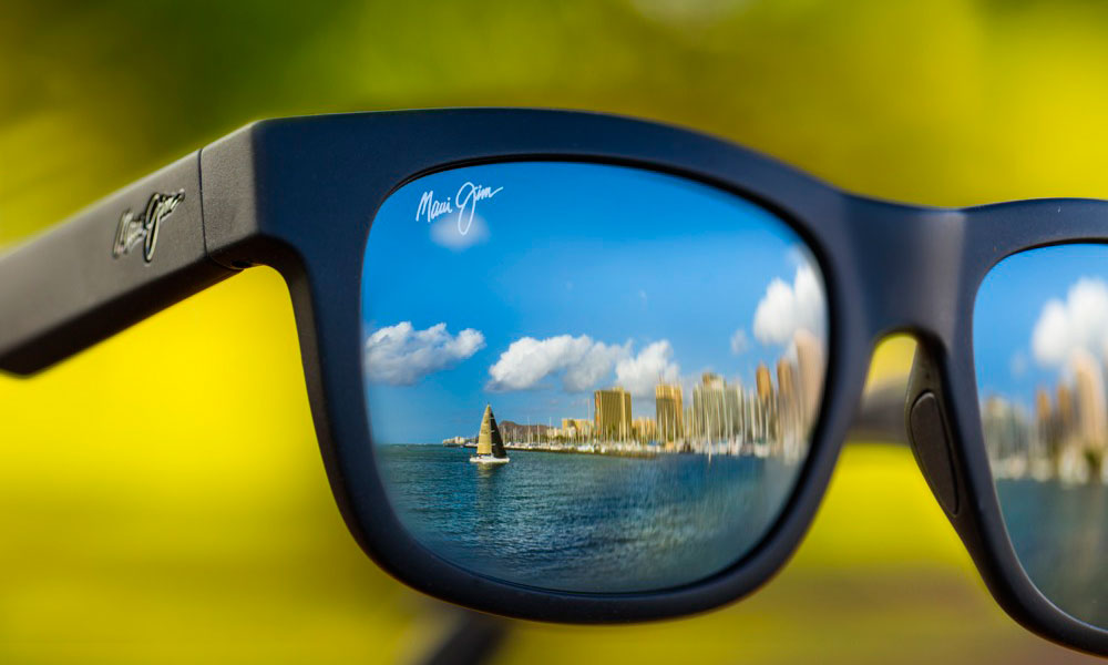 mgam Maui Jim Protective Sunglasses