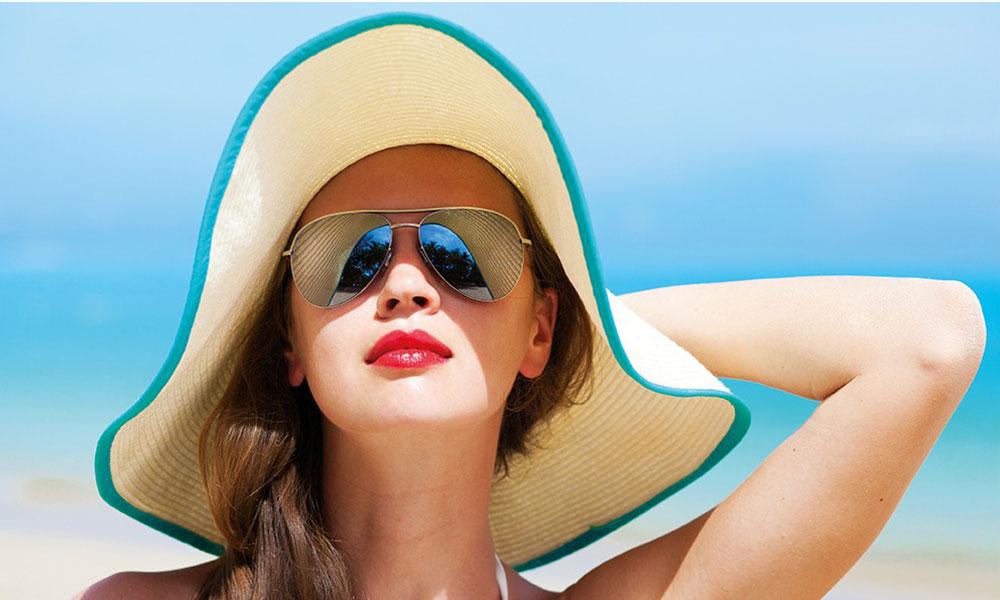 mgam Essilor Women Protective Sunglasses