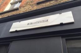 OCO Glasses Store Front