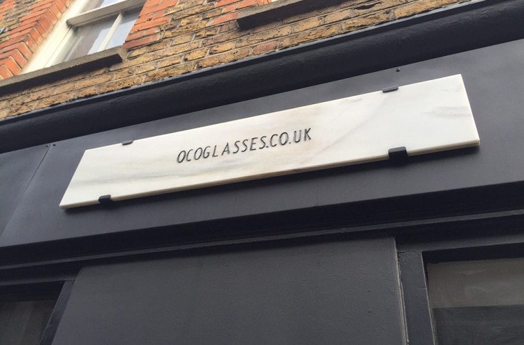 OCO Glasses Store Front
