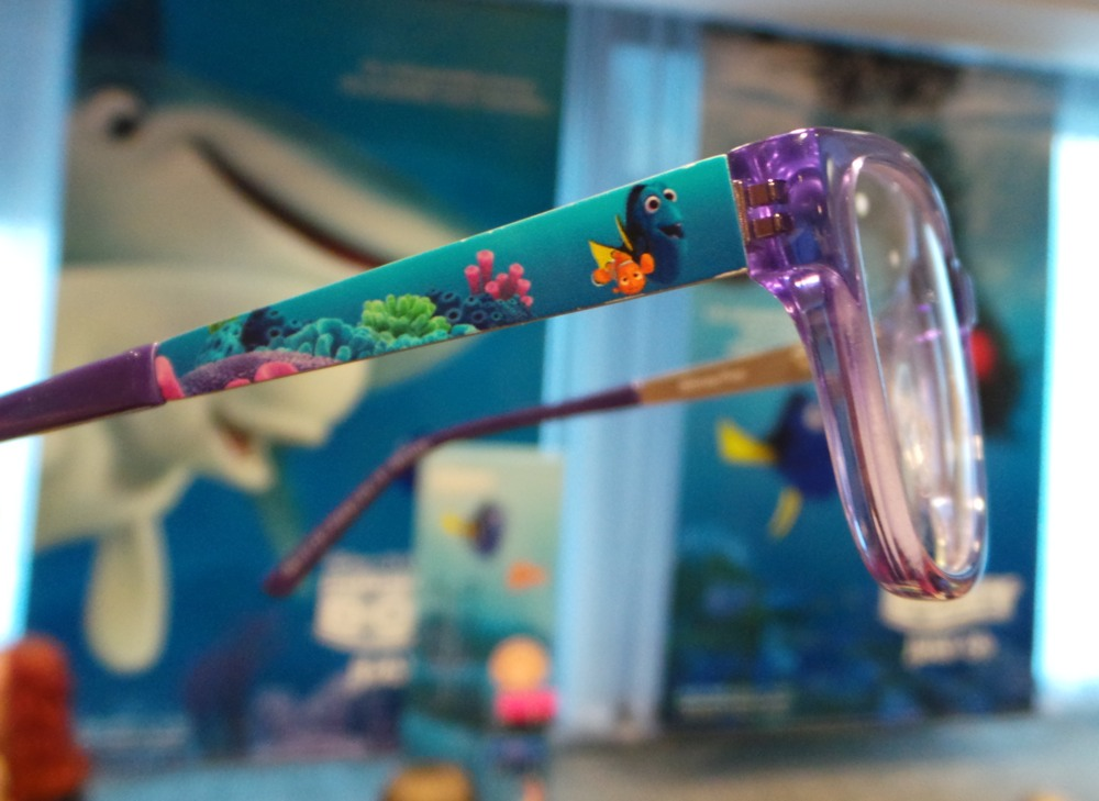 Finding Dory Glasses At Specsavers