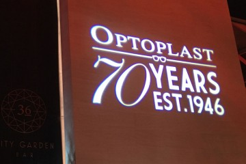 Optoplast - 70 year birthday