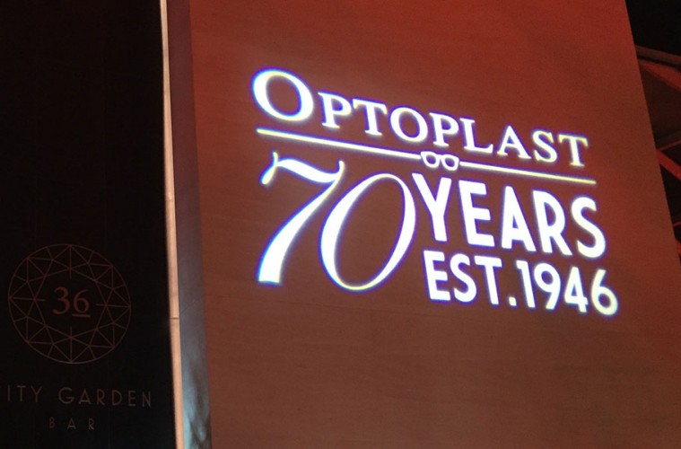 Optoplast - 70 year birthday