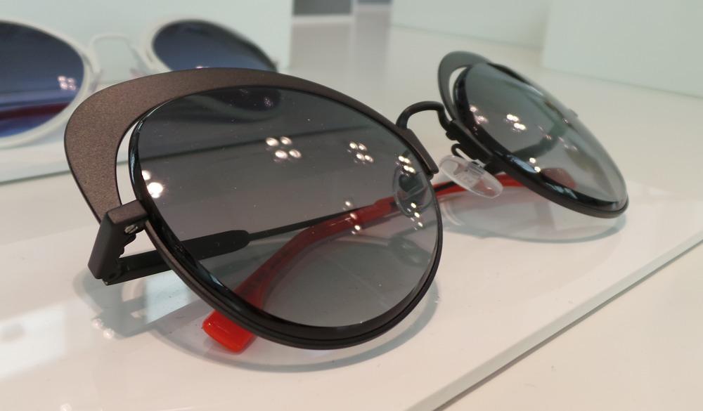 Fendi Cat eye Sunglasses for SS2017