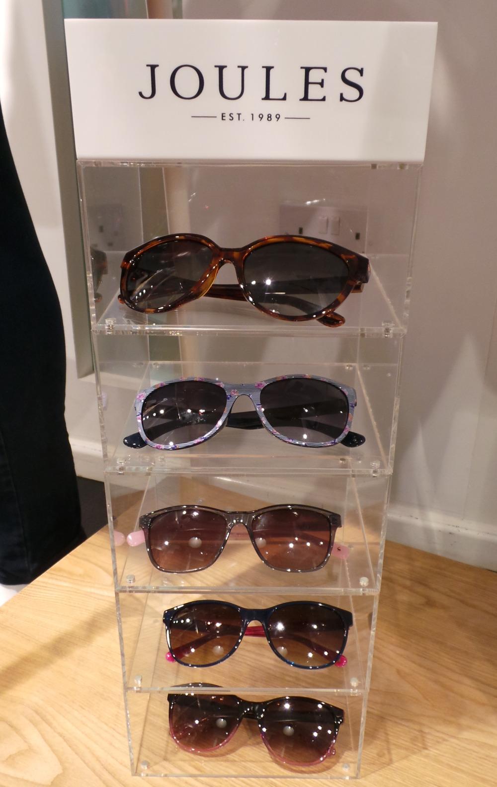 Joules Spring/ Summer 2017 Sunglasses Range
