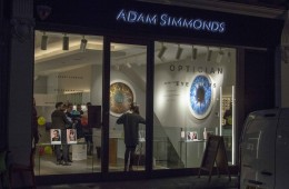 Adam Simmonds Lasry Trunk Show