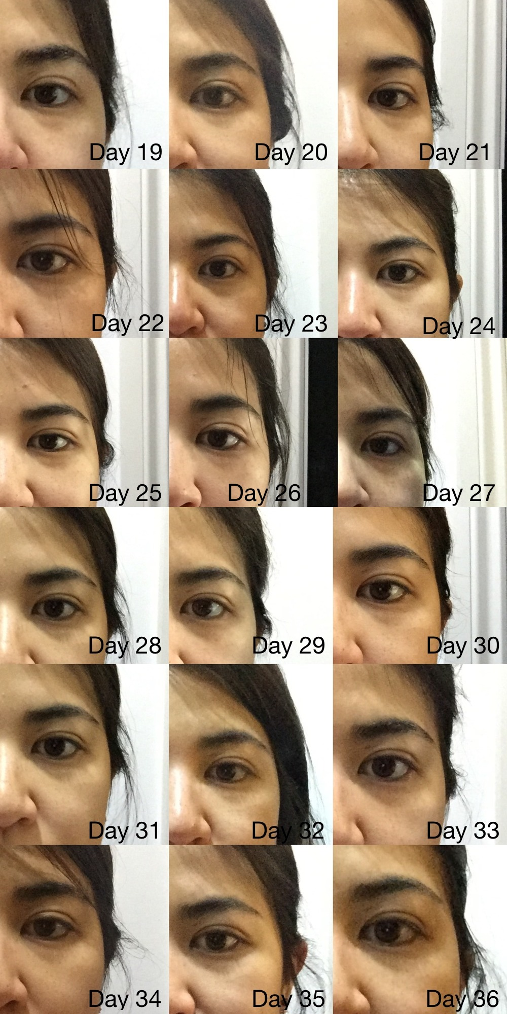 Eyecream Test 19 - 36