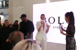 Hailey Baldwin at Bolon Eyewear Launch during Mido 2017