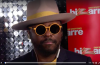 Wil.i.am wears Vava Eyewear