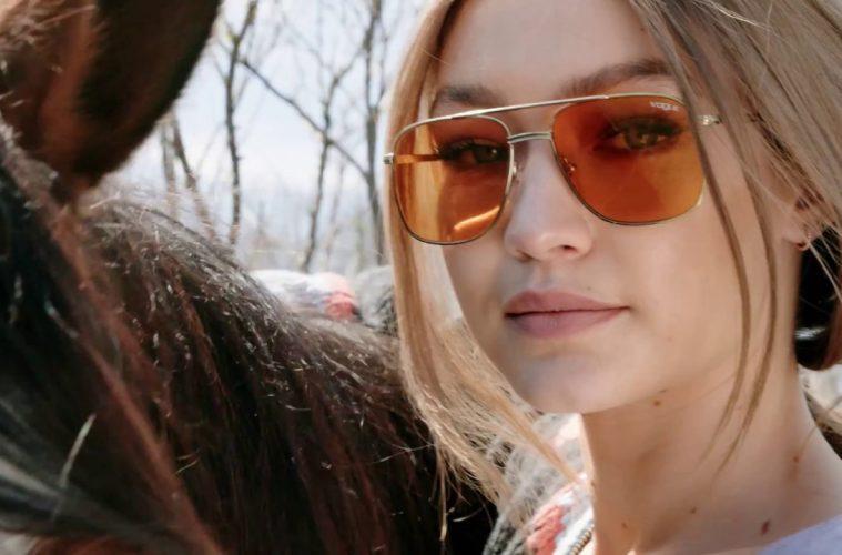 Gigi Hadid for Vogue Eyewear