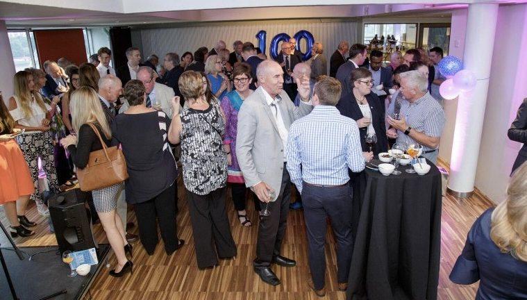 FMO Centenary Celebration