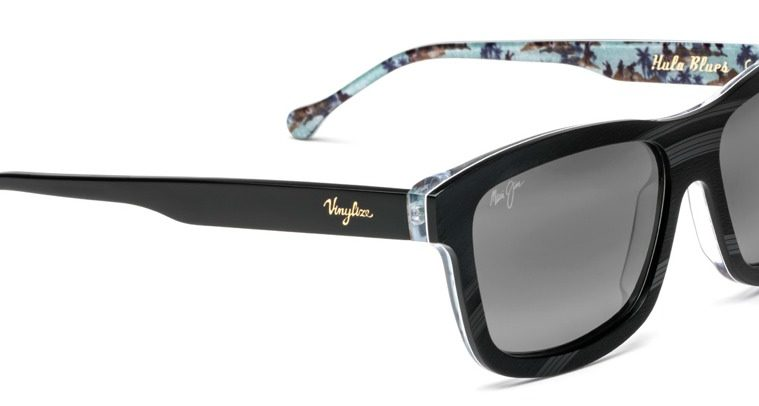 Maui Jim collaborate with Vinylize
