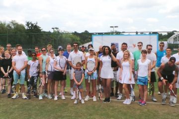 Maui Jim Wimbledon Tennis Event 2017