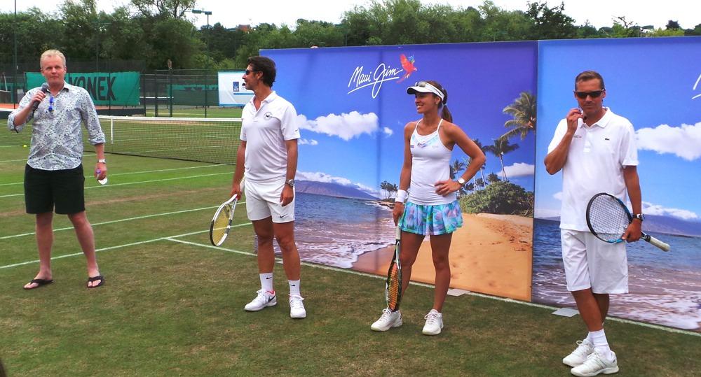 Maui Jim Wimbledon Tennis Event 2017