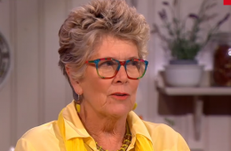 Prue Leith on Extra Slice