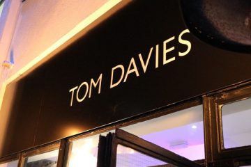 Tom Davies Factory Launch Party