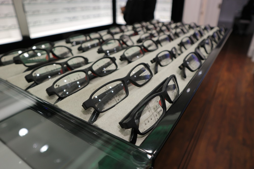 Tom Davies Measuring Glasses