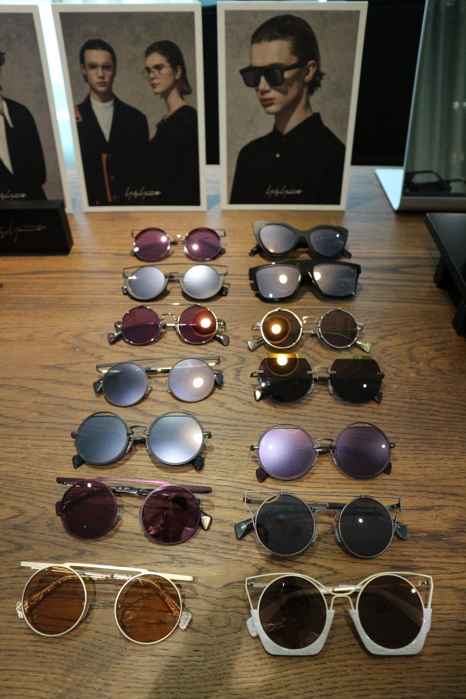 Yohji Yamamoto Eyewear Collection