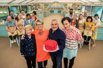 Bake Off 2018- image taken from www.independent.co.uk