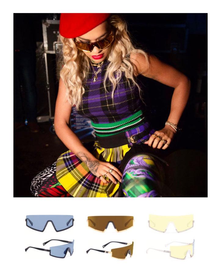 Rita Ora in Westward Leaning STUN 02