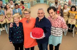 Great British Bake Off 2018