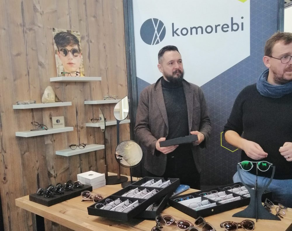 Komorebi at Opti 2019
