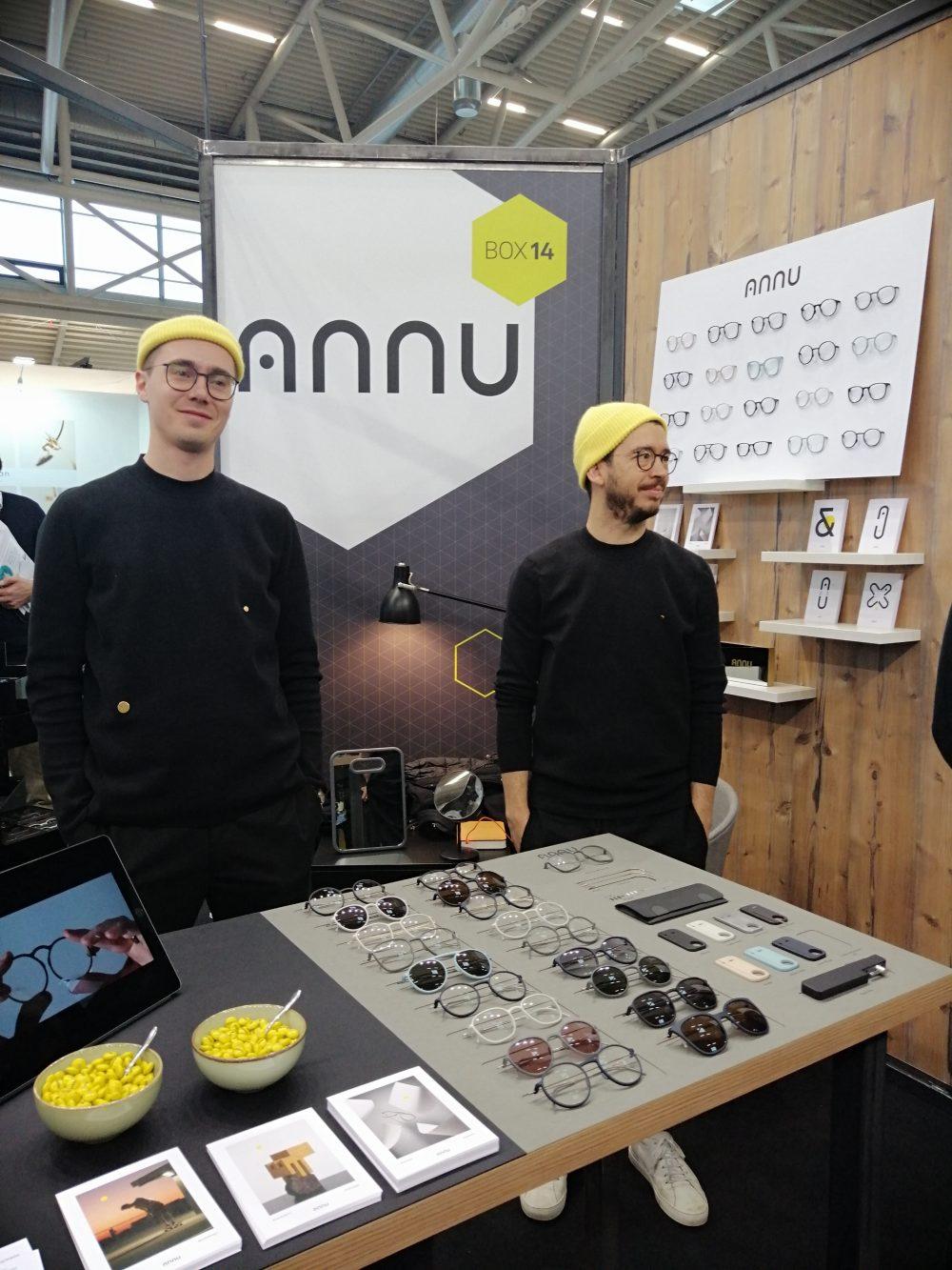 Annu at Opti 2019