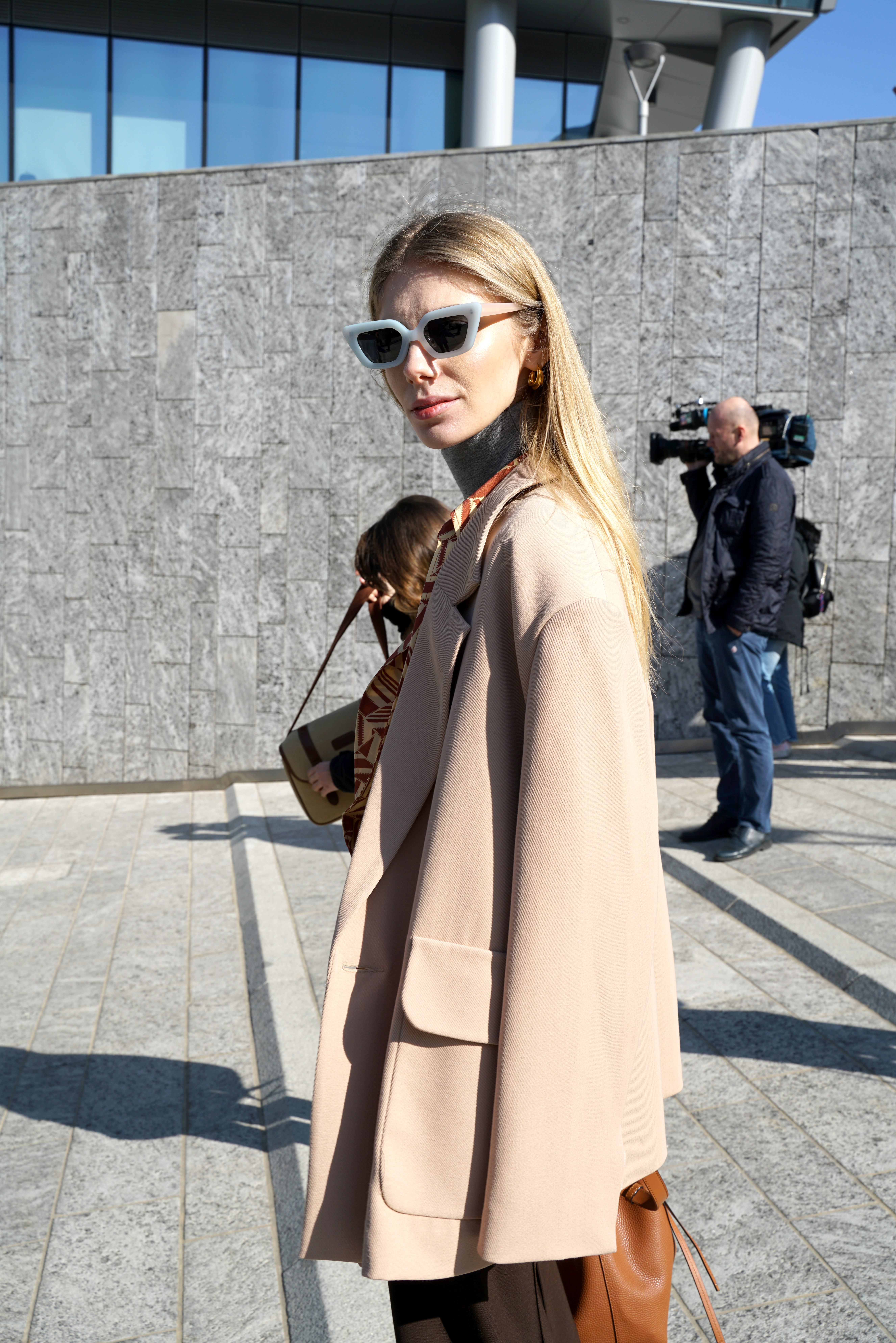 Milan Fashion Week A/W2019 Street Style