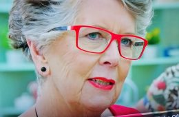 Prue's Glasses Bake Off 2019