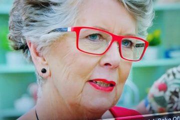 Prue's Glasses Bake Off 2019