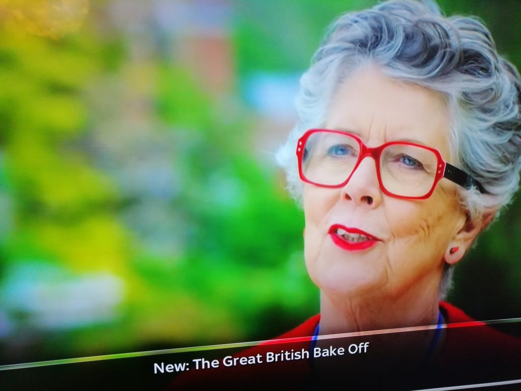Prue Leith In Booth & Bruce