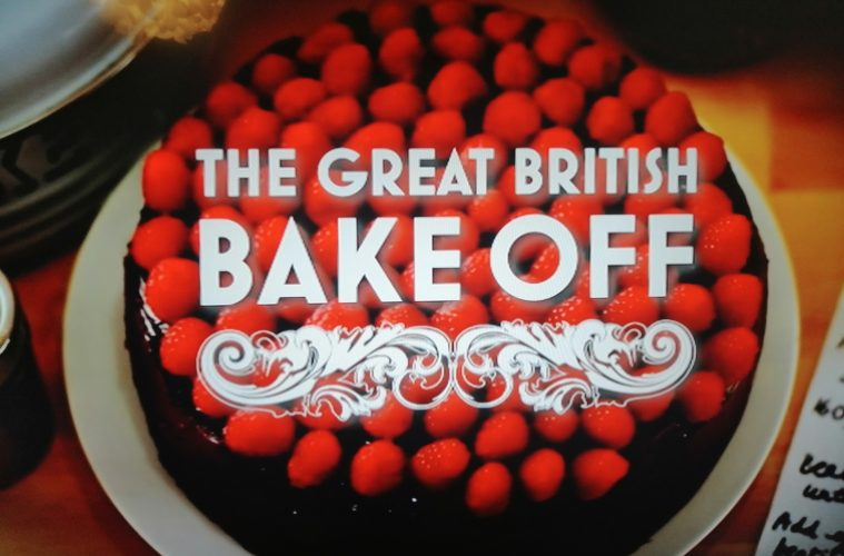 The Great British Bake Off 2019 Prue Leith's Glasses