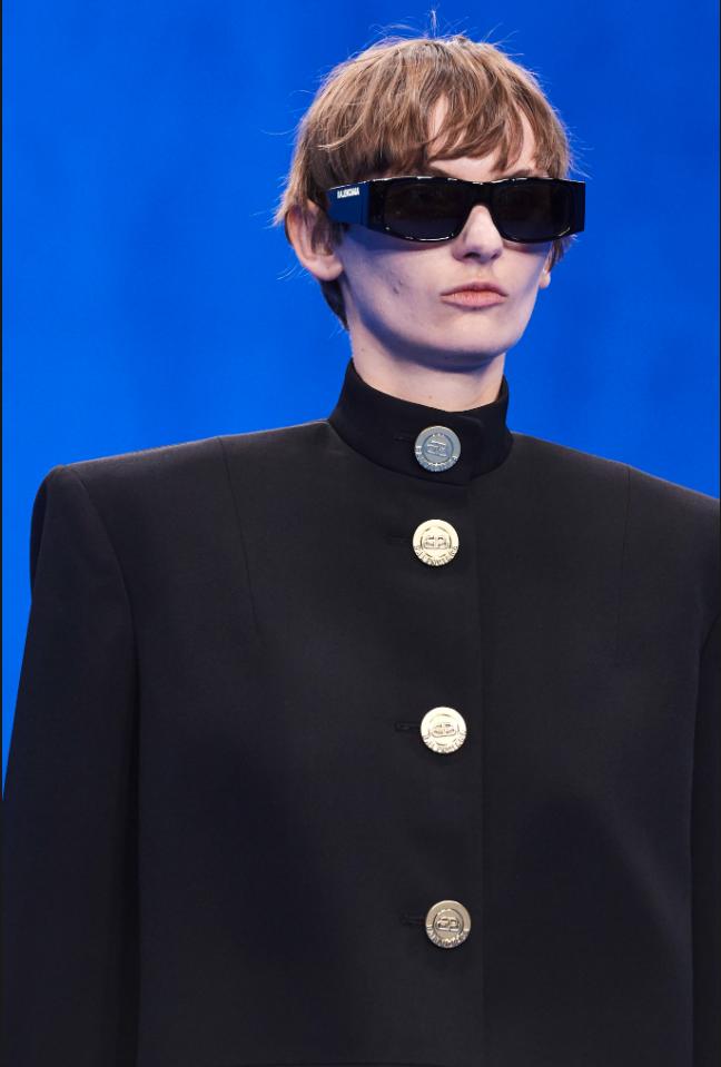 Balenciaga During Paris Fashion Week S/S2020 - Image Credit: Vogue.com
