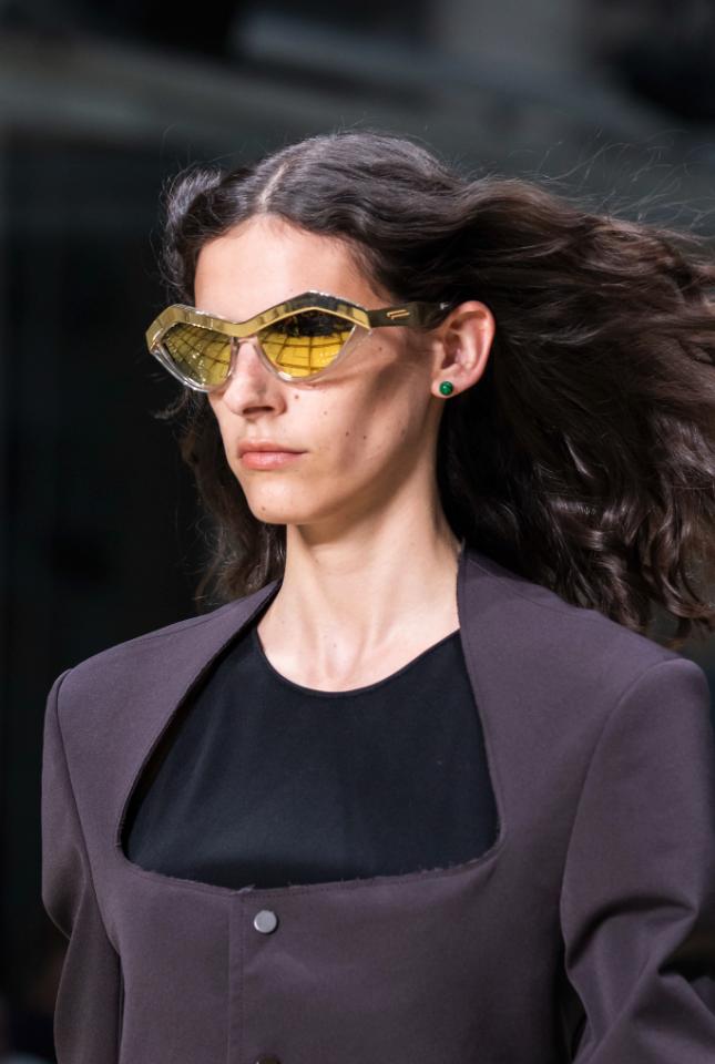 Bottega Veneta During Milan Fashion Week S/S2020 - Image Credit: Vogue.com