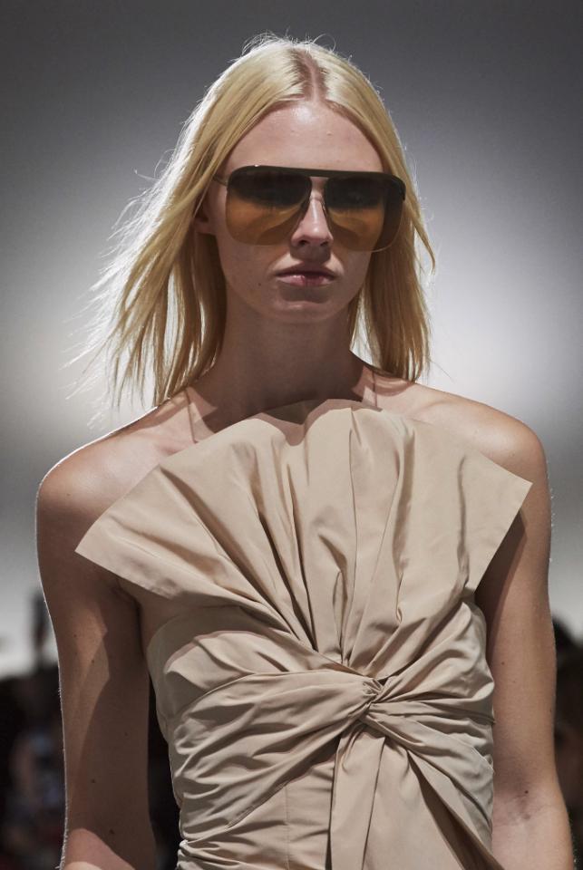 Givenchy During Paris Fashion Week S/S2020 - Image Credit: Vogue.com