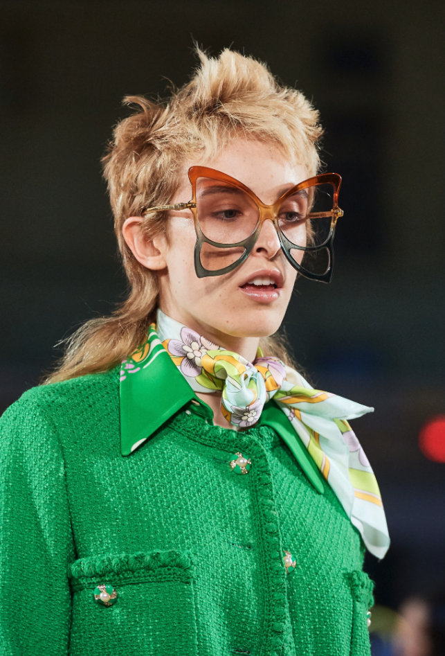 Marc Jacobs During New York Fashion Week S/S2020 - Image Credit: Vogue.com