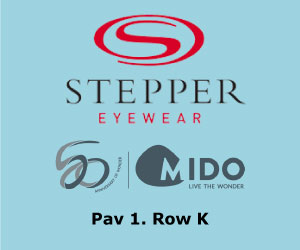 Stepper at Mido 2020